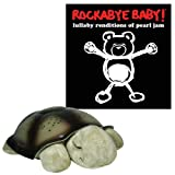 Cloud B Constellation Twilight Turtle with Rockabye Baby Lullaby Renditions, Pearl Jam