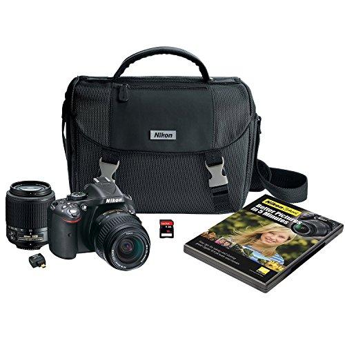 Nikon D5200 Digital SLR with Reviews