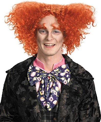 Costumes For All Occasions Dg20923 Mad Hatter Wig Alice In Wonder
