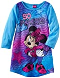 Komar Kids Girls 2-6X Minnie So Famous Long Sleeve Disney Gown