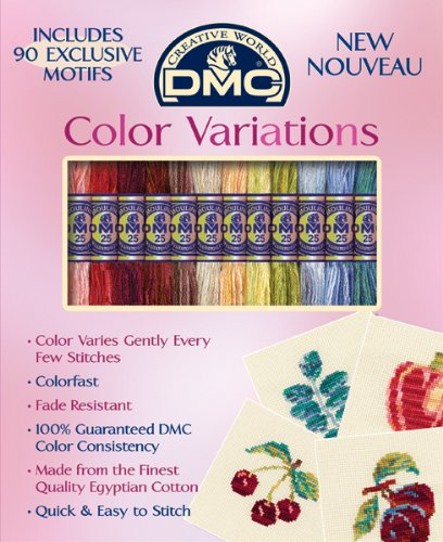 DMC Color Variations Motif Floss Pack