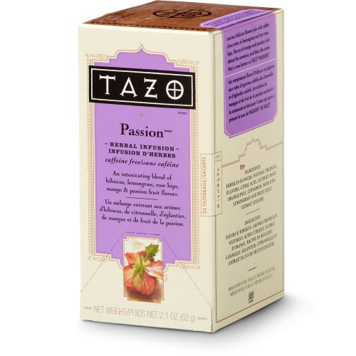 Tazo® Passion Tea, Filter Bags (24-Pc.)