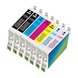 7 Pack Compatible INK Cartridge
