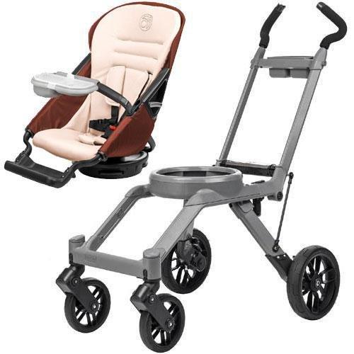 Orbit Baby G3 Basic Stroller - Seat And Frame Mocha front-290354