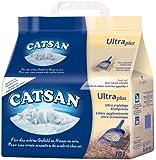 Catsan - Ultra litière agglomérante 1x10l
