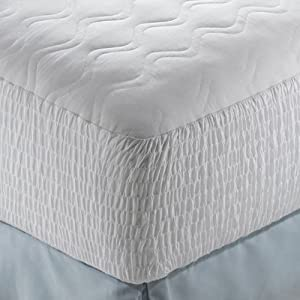 queen mattress pad cover amazon