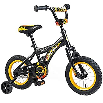 Bikes With Training Wheels For Older Kids Tauki Inch Kid Bike BMX
