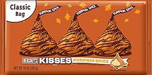 Hershey's Kisses, Pumpkin Spice, 10-Ounce