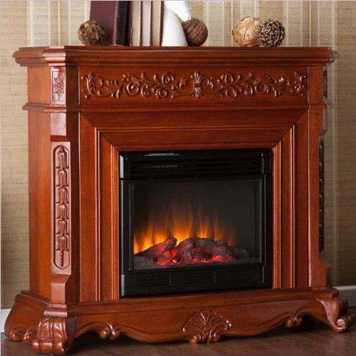 Seneca Electric Fireplace photo B009PRYG0O.jpg
