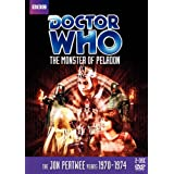 Doctor Who: The Monster of Peladon (Story 73) ~ Jon Pertwee