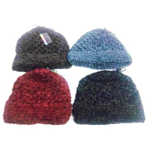 Ladies Solid Knit Hats - Case Pack 144 SKU-PAS928576