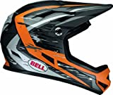 Bell Sanction Child Helmet, Child cycle helmet Children grey/orange (Head circumference: 58-60 cm)
