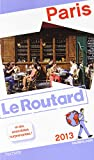 Guide du Routard Paris 2013