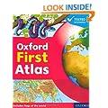 Oxford First Atlas Hardback 2011