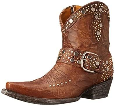 Cool Amazoncom Old Gringo Biker Eagle Full Womens Boots Shoes  Fabulous