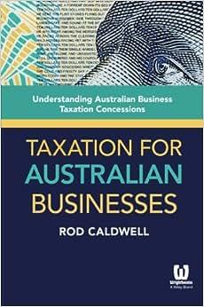 Taxation For Australian Businesses: Understanding Australian Business Taxation Concessions
