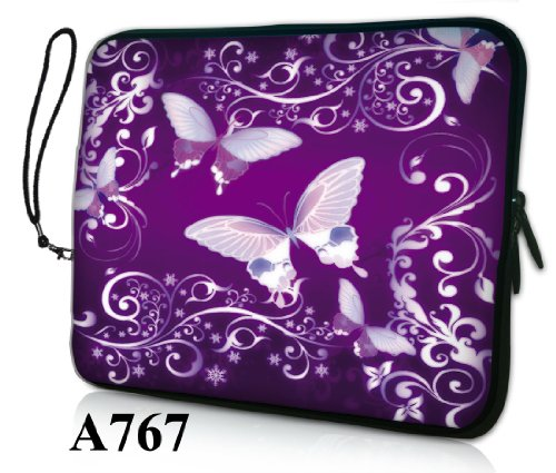 Neoprene Laptop Tablet Sleeve W. Carrying Handle