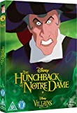 The Hunchback of Notre Dame [Blu-ray] Disney Villains O-Ring Slipcover Edition UK Import (Region Free) Disney Classics #39