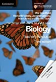 Cambridge International AS and A Level Biology Teachers Resource CD-ROM (Cambridge International Examinations)