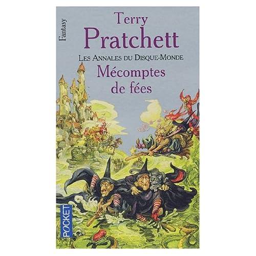 Mécompte de fées, de Terry Pratchett dans Fantaisy 51TD5K5C39L._SS500_