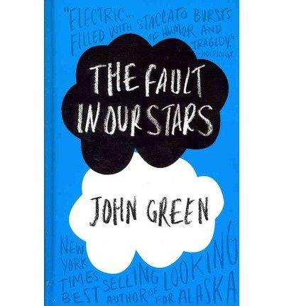 Buchseite und Rezensionen zu '(The Fault in Our Stars) By John Green (Author) Hardcover on ( Jan , 2012 )' von John Green