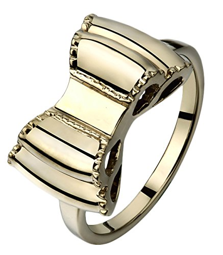 Generic Women's Filigree Solid Wedding Ring