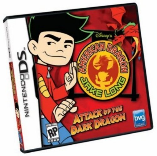 American Dragon: Jake Long – Attack of the Dark Dragon