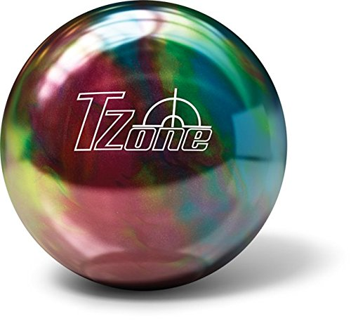 Bowlingball Bowlingkugel Brunswick T-Zone Cosmic - Rainbow Twist, Gewicht in lbs:10 lbs