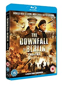 The Downfall Of Berlin - Anonyma [Blu-ray] [2008] [Region Free]