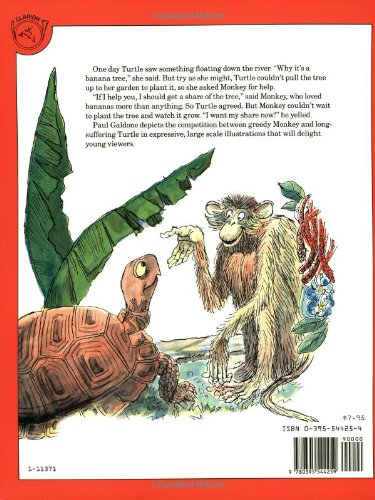 the tortoise and the monkey by