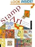 Stamp Art: 15 Original Rubber Stamp P...