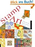 Stamp Art: 15 Original Rubber Stamp P...