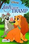 Lady and the Tramp - Ladybird - Disney