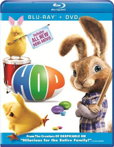 Hop (Blu-Ray + Dvd + Digital Copy + Ultraviolet + Mini-Movie)