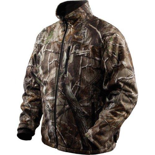 Milwaukee 2333-Xl M12 12-Volt Realtree Ap Heated Jacket