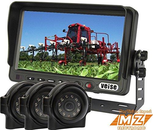 178-cm-vue-arrire-Recul-Arrire-de-secours-Kit-de-systme-Camra-de-vidosurveillance-de-lagriculture-Tracteur-cran-LCD-TFT-3-camras-vision-nocturne-impermable-View
