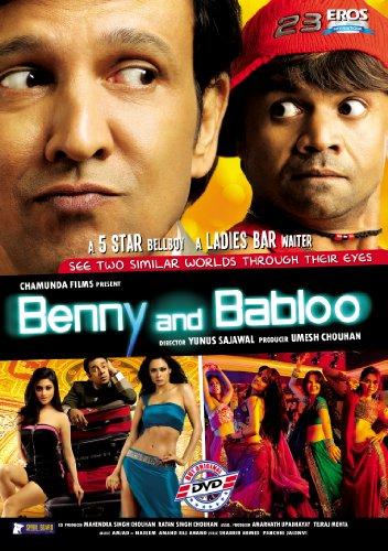 Benny And Babloo (New Hindi Film / Bollywood Movie / Indian Cinema DVD)