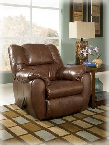 Famous CollectionBomber Recliner by Famous Brand Furniture