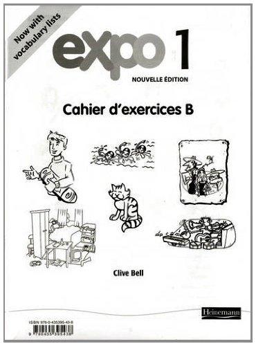 Expo 1: Workbook B (Expo 11-14)