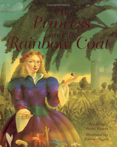 The Princess And The Rainbow Coat