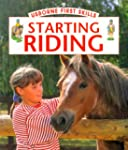 Starting Riding (Usborne First Skills)
