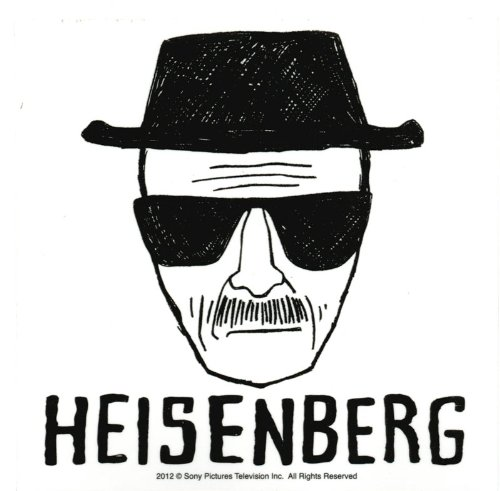 Breaking Bad Heisenberg Magnet