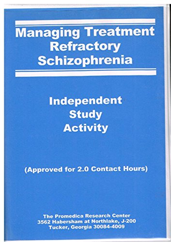 schizophrenia and its treatments Treatment of paranoid schizophrenia involves a lifelong commitment no cure for schizophrenia exists treatment, essentially the same for all types of the disorder, varies based on symptom intensity and severity, patient medical history, age, and other individually relevant factors.