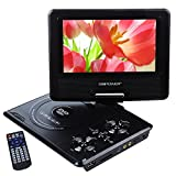 DBPOWER 7.5'' Tragbarer DVD-Player