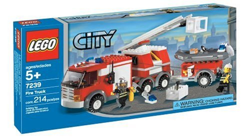 LEGO City Fire Truck