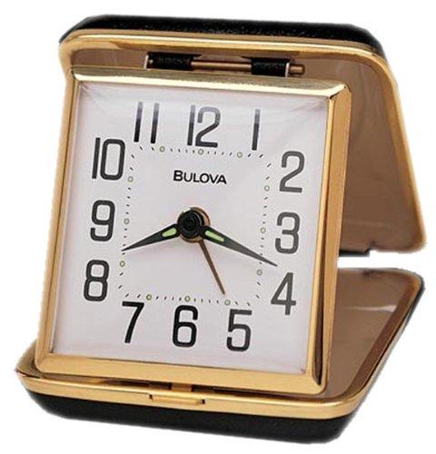 bulova-b6112-reliable-ii-clock-black-case