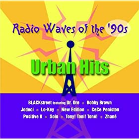 Various Artists - Radio Waves Of The '90s: Urban Hits