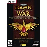 Dawn of War : the complete collection (jeu + 3 add on = Winter Assault + Dark Crusade + Soulstorm)par Mindscape
