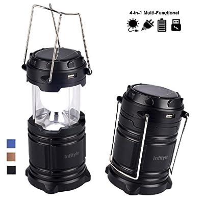 LED Collapsible Camping Lantern