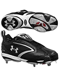 Under Armour Bomber Low ST Metal Baseball Cleats